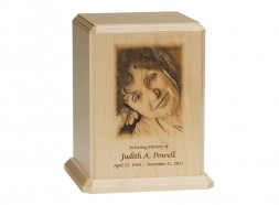 Custom Wood Photo Image