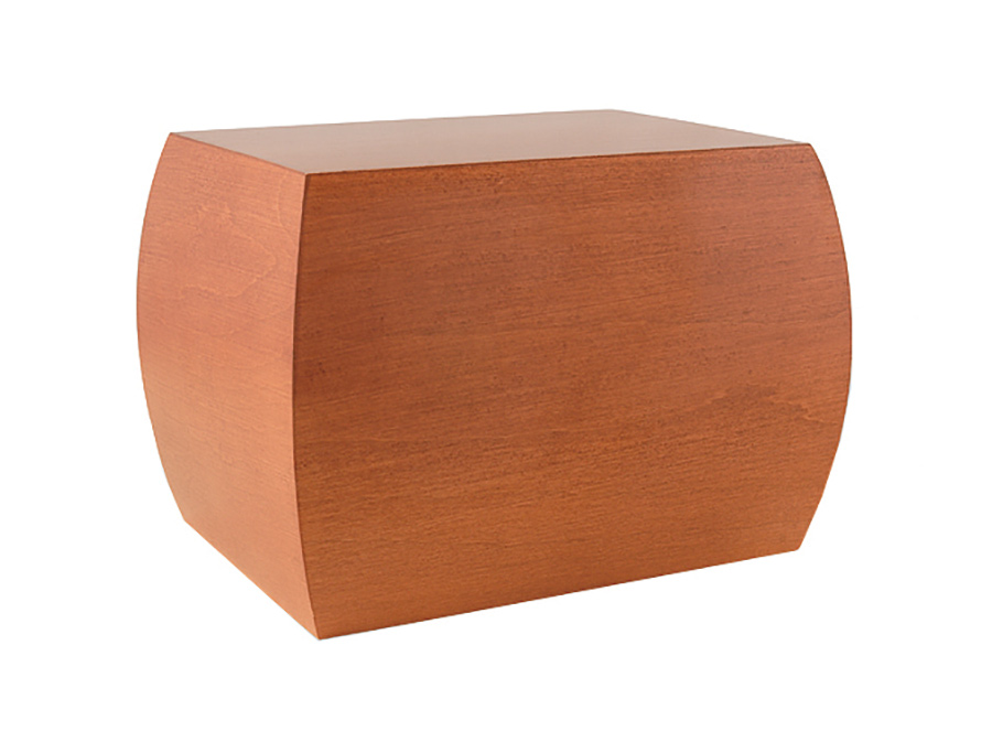 Honey Brown Cube