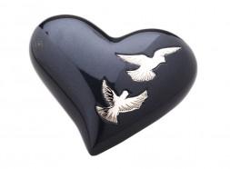 Blessing Doves Heart