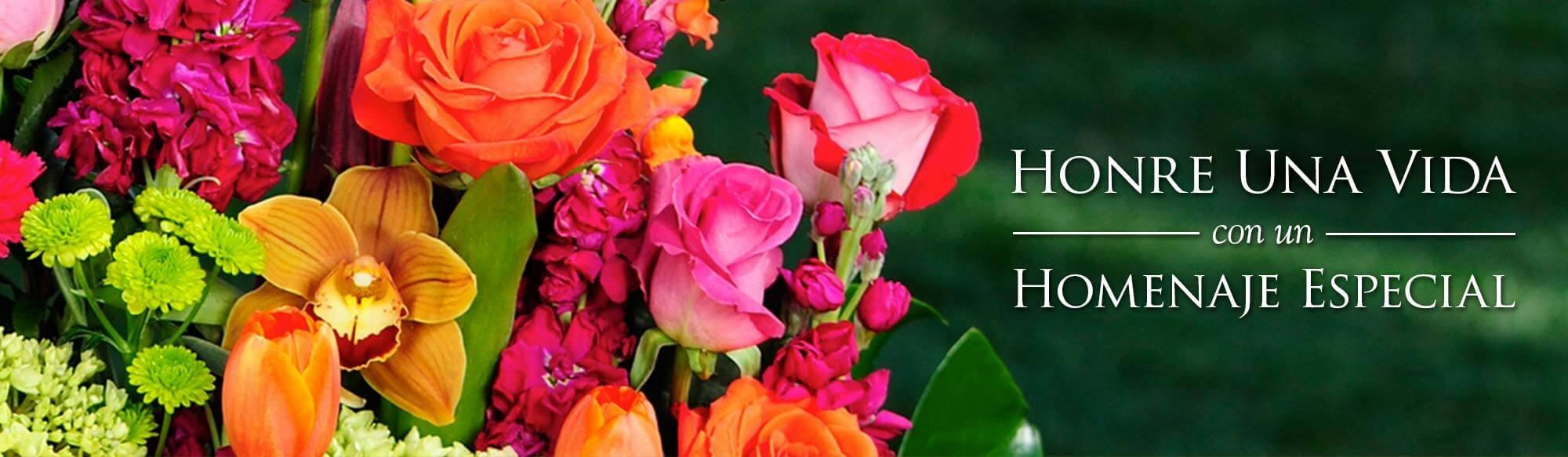 Flower Tribute